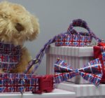 Union Jack Collar and Lead Set