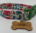 Liberty of London Green Poppy & Daisy