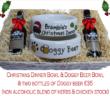 Dog Bowls & Beer Hamper
