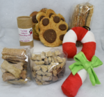 Small Bone Biscuit Stocking Filler