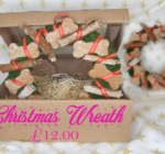 Doggy Biscuit Christmas Wreath