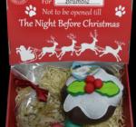 Christmas Pudding Christmas Eve Box