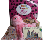 Girl Doggy Birthday Box