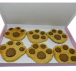 Letter Box Biccies – Cheese Paws