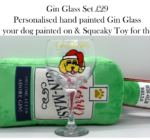 Gin & Dog lovers Gift