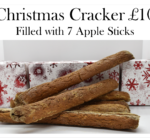 Apple Stick Christmas Cracker