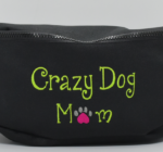 Personalised embroidered Over sized Bum Bag