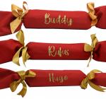 Personalised Christmas Crackers