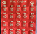 Personalised Filled Advent Calendar