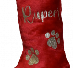 Personalised Filled Christmas Stocking